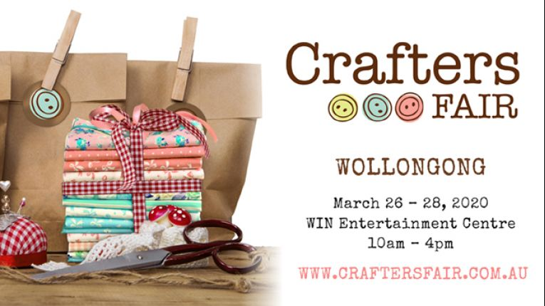 Crafters Fair Wollongong